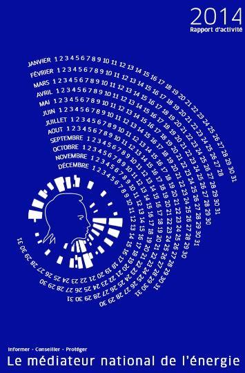 rapport 2014 médiateur de l'énergie