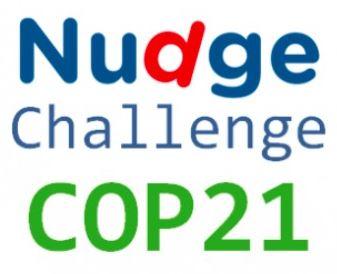 nudge challenge cop21