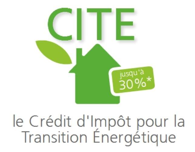 le crédit d'impot transition énergétique