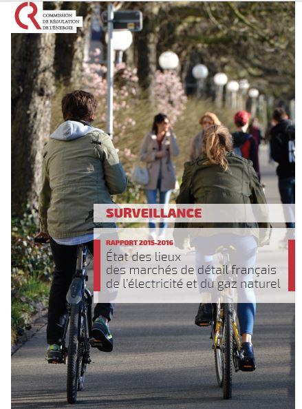 CRE : Etat des lieux des marchés de détail français d'électricité et de gaz
