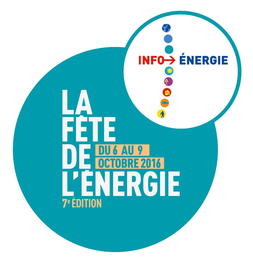logo fête de l'énergie 2016