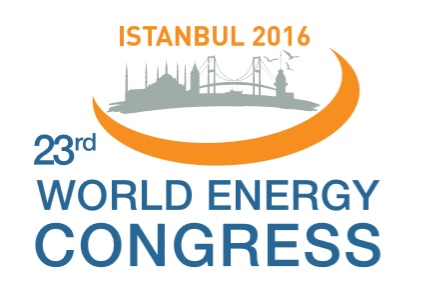 23rd world energy congress, istanbul 2016