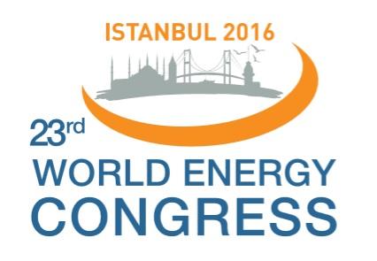 23rd world energy congress, istanbul 2016