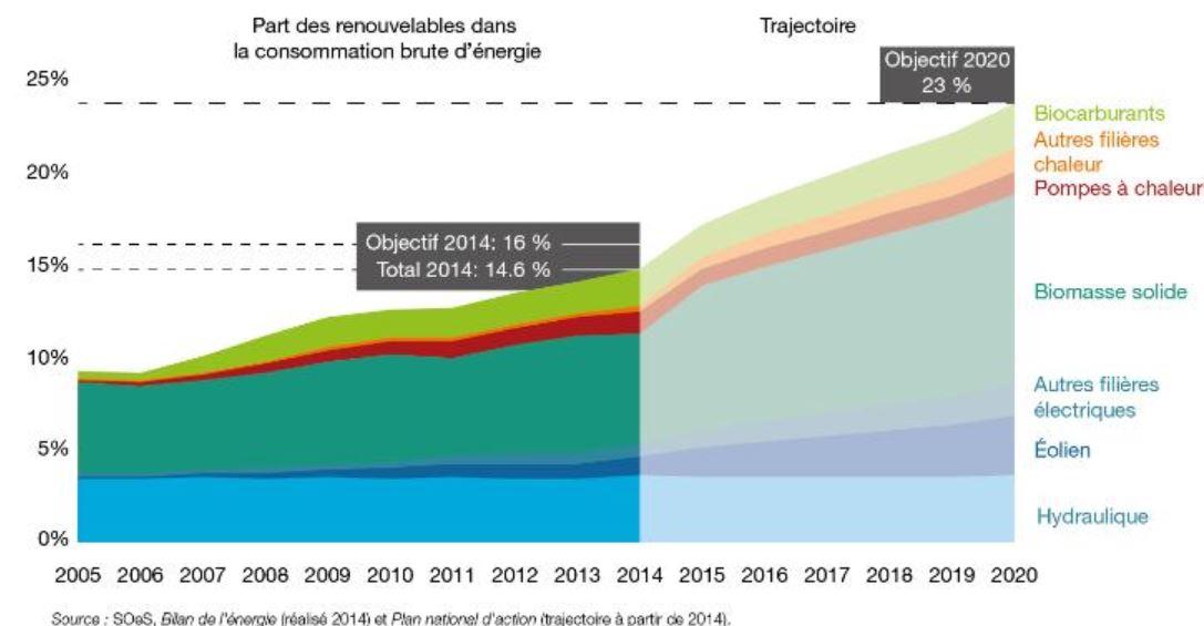 bilan énergie OCDE