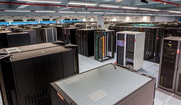 data center EDF à Val de Reuil