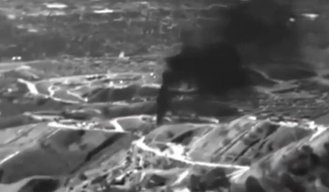 fuite méthane en californie