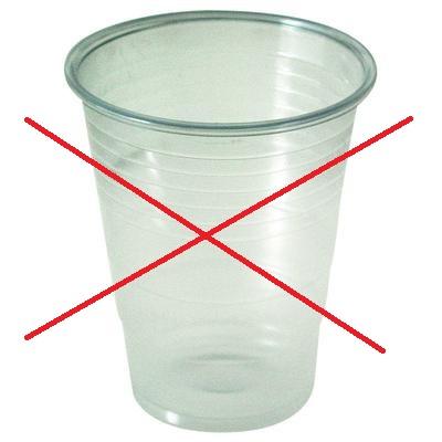 image pour La fin programmée de la vaisselle plastique jetable