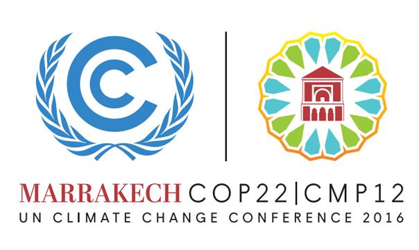 Logo COP22 Marrakech
