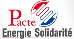 logo pacte énergie solidarité