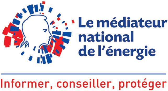 logo médiateur de l'énergie