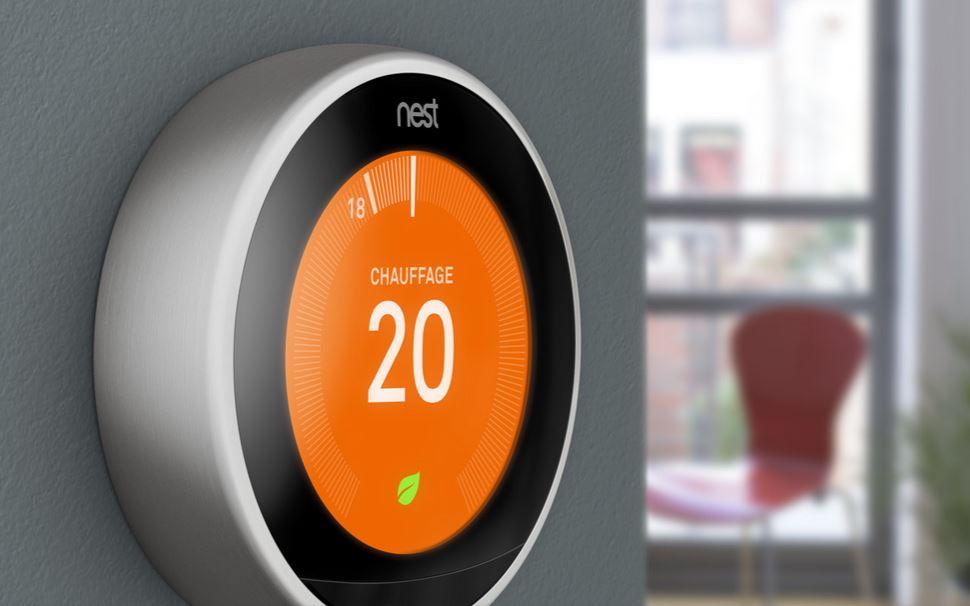 thermostat intelligent NEST