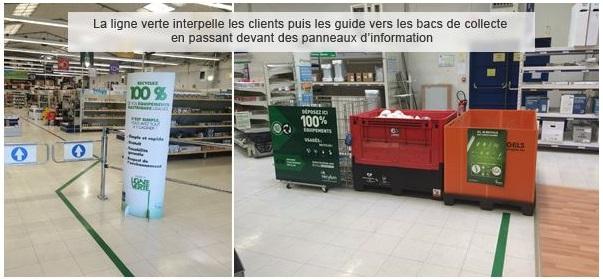 image pour Recylum et Rexel : un partenariat national pour un meilleur recyclage des DEEE