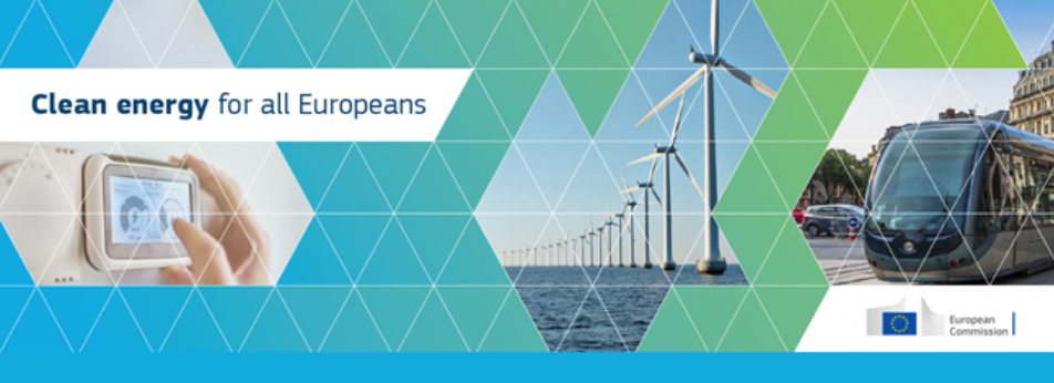 image pour Commission Européenne : Une énergie propre pour tous les Européens