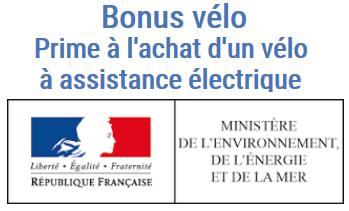 bonus prime à l'achat d'un vélo à assistance électrique de 200 euros - ministère de l'environnement