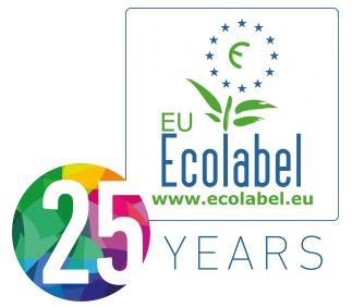 ecolabel européen 25 ans