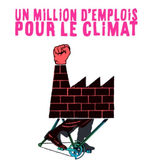 1 million d'emplois pour le Climat, réseau RAC