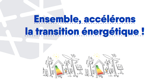 ensemble accélérons la transition énergétique