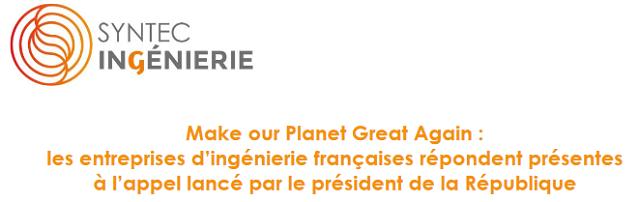 syntec ingenierie reagit aux propos d'Emmanuel Macron