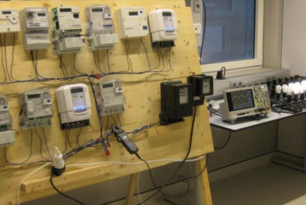 test compteurs communicants aux Pays-Bas