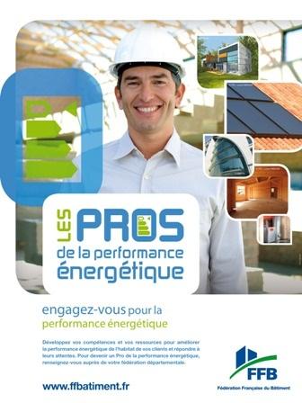 Les Pros de la Performance Energétique