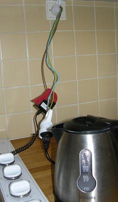 Fabriquer une rallonge lectrique pour utiliser le - Fabriquer rallonge electrique ...