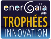 Logo Trophées Innovation Energaia 2010