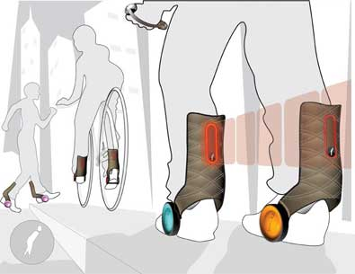 Chaussure treadway