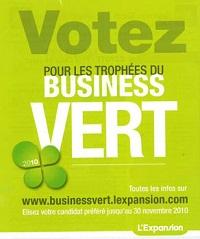Trophees du Business Vert