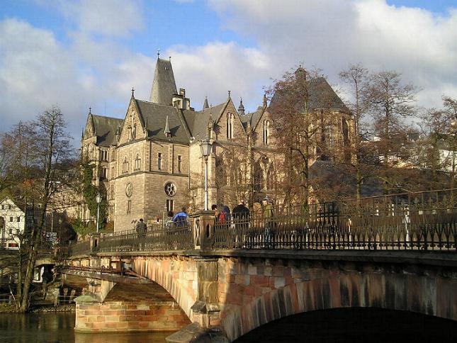 Université de Marbourg (Allemagne)