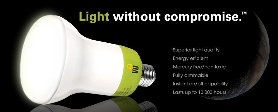 Nouvelle lampe VU1