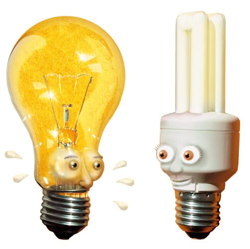 ampoule basse cono et ampoule a incandescence