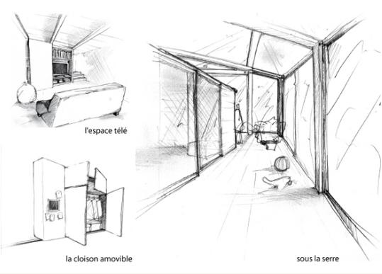 Exemple de realisation de Mathilde Allard