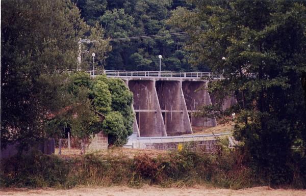 Barrage de La Roche qui Boit