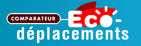 GREENapps : comparateur eco déplacement de l'Ademe