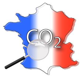 émissions CO2 en France