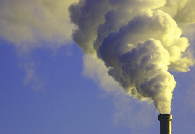 taxe carbone fumees industrielles