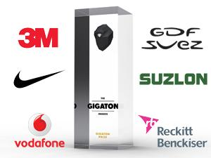 Gigaton Awards 2010 : the winners are