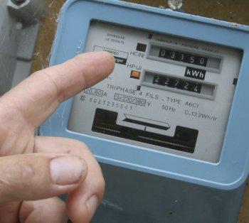 Hausse tarifs électricité