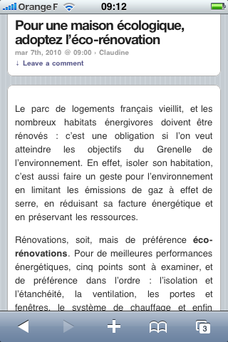 Contenu post blog eco co2