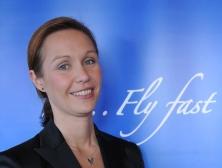 Kati Ihamaki, Finnair Finland