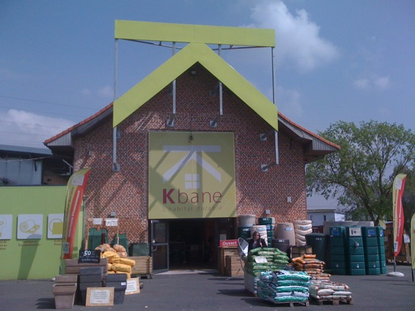 Kbane vue exterieure du magasin