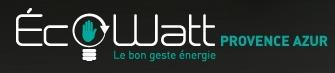 logo ecoWatt Provence Azur