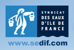 Logo SEDIF Syndicat des Eaux d'Ile-de-France