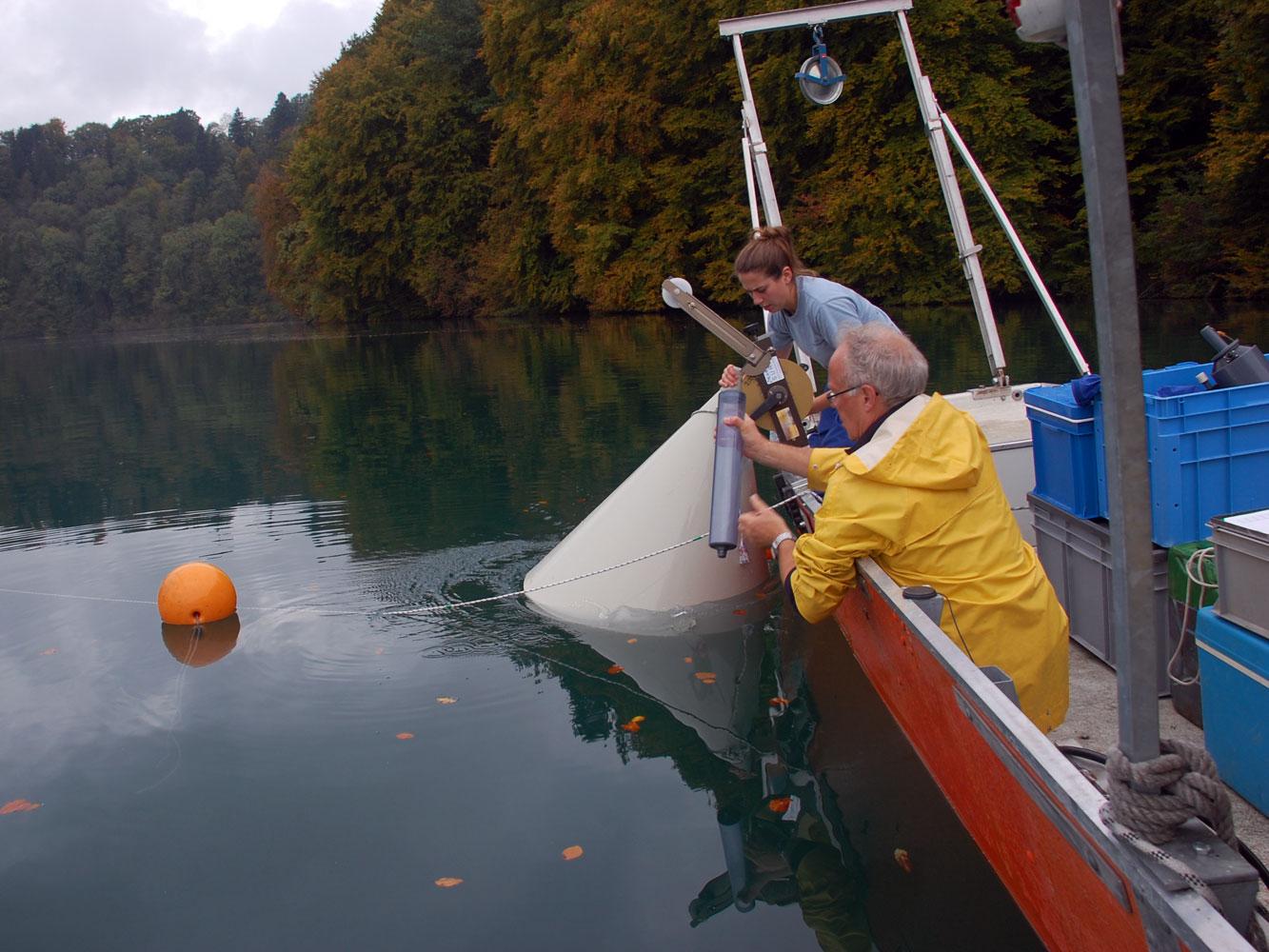 Les lacs de retenue émettent du méthane