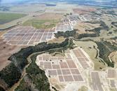 Centrale photovoltaique d'Olmedilla