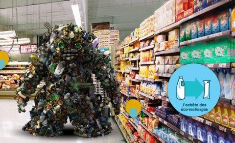 Stop au gaspillage, reduire ses dechets
