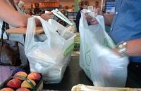 sacs en plastique non taxés