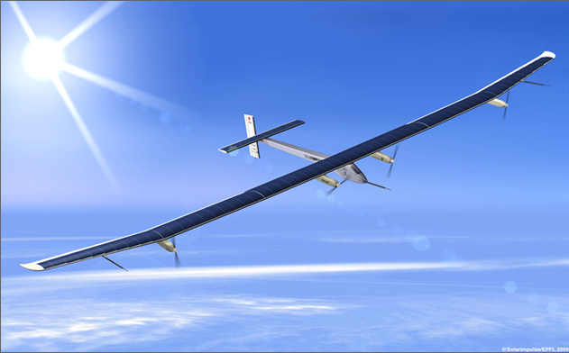 Solar Impulse _ image computer