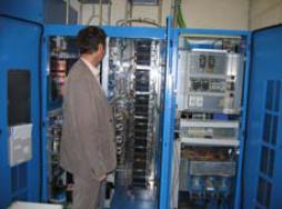 Système de récupération d'énergie lors des freinages du Metro Rennes Métropole