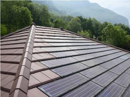 tuiles solaires et autoconsommation